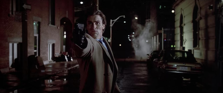 Bateman's shoots at police.