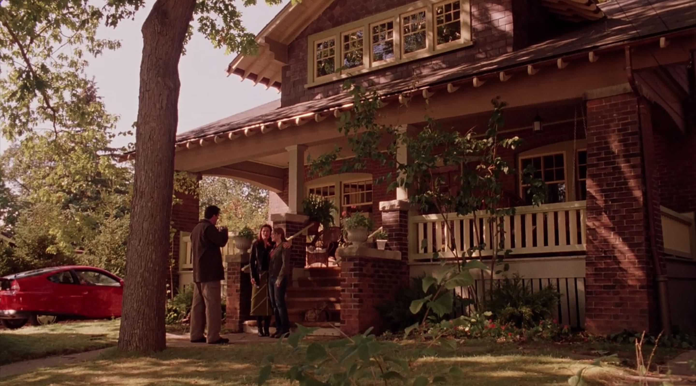 Cady's house.