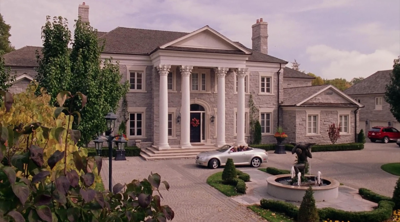 The Plastics head to Regina's house.