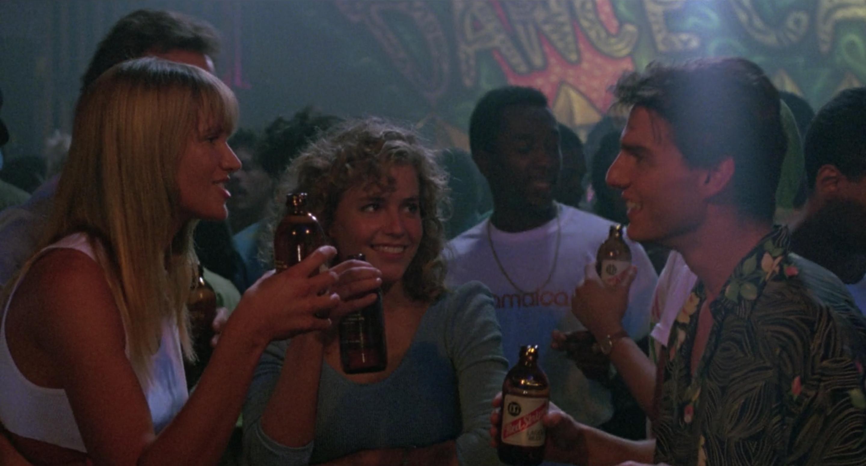 Brian and Jordan go to a reggie bar.